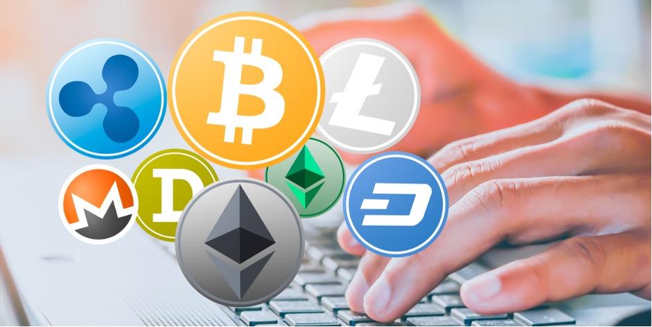 Umgang mit Kryptowährungen